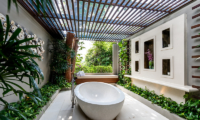 The Headland Villa 5 Outdoor Bathtub | Taling Ngam, Koh Samui