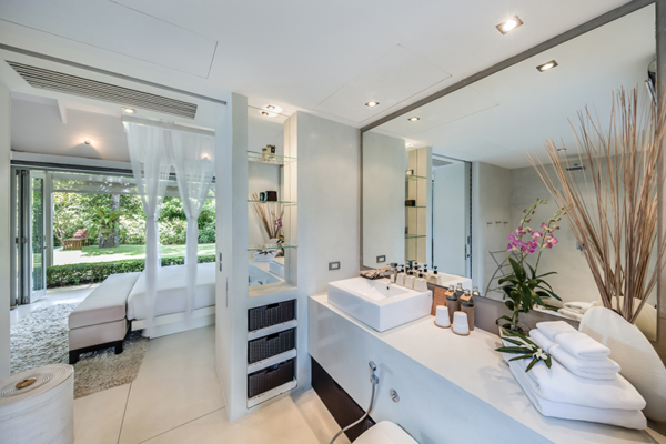 The Headland Villa 5 Ensuite Bathroom | Taling Ngam, Koh Samui