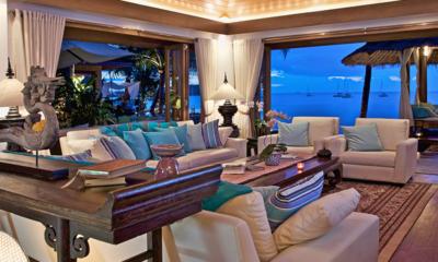 Upni Duniya Living Room | Bophut, Koh Samui