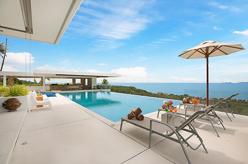 Villa Blue View Sun Deck | Bang Por, Koh Samui