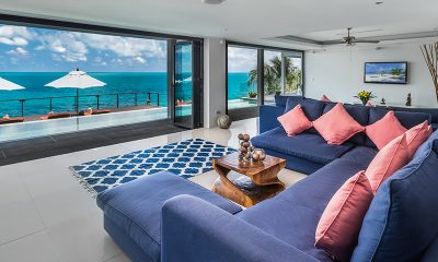 Villa Manola Open Plan Living Area | Koh Samui, Thailand