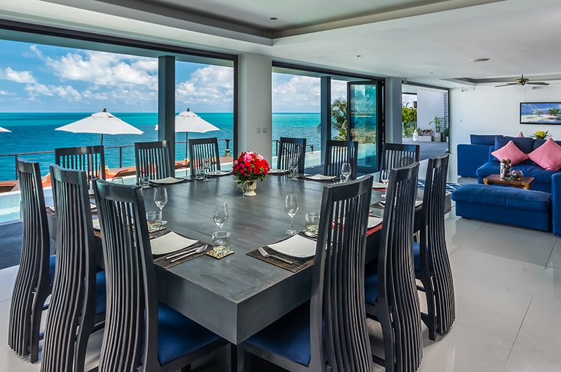 Villa Manola Dining Area | Koh Samui, Thailand