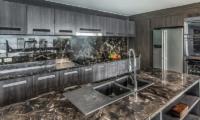 Villa Manola Kitchen Area | Koh Samui, Thailand