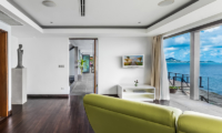 Villa Manola Master Bedroom View | Koh Samui, Thailand
