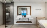 Villa Manola Bathroom with Shower | Koh Samui, Thailand