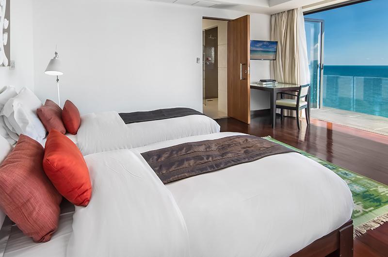 Villa Manola Bedroom Three with Sea View | Koh Samui, Thailand