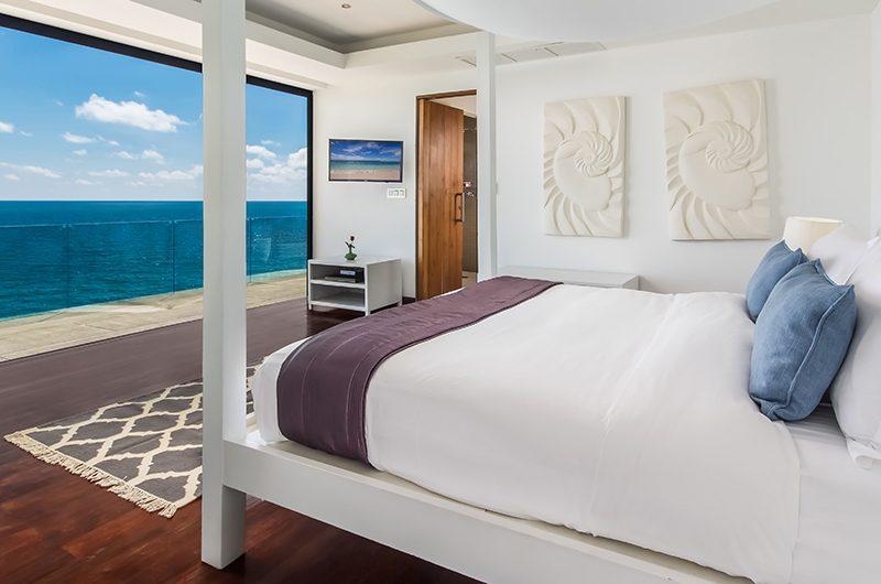 Villa Manola Bedroom Four with Sea View | Koh Samui, Thailand