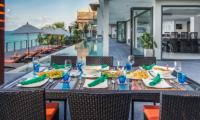 Villa Manola Dining Table | Koh Samui, Thailand