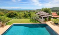 Villa Mullion Cove Pool and Garden | Bophut, Koh Samui