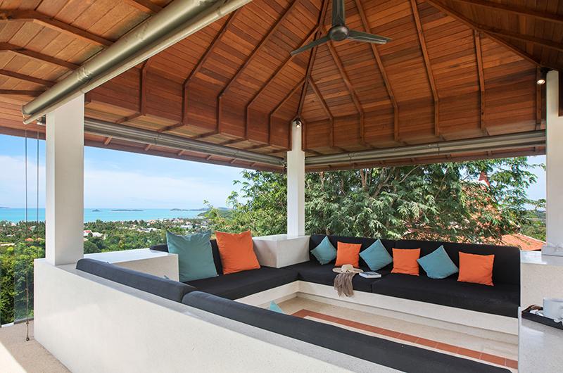 Villa Mullion Cove Sunken Lounge | Bophut, Koh Samui