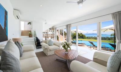 Villa Mullion Cove Living Room | Bophut, Koh Samui