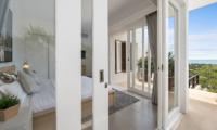 Villa Mullion Cove Bedroom with Ocean Views | Bophut, Koh Samui