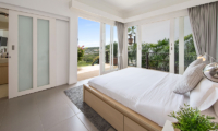 Villa Mullion Cove Bedroom with Balcony | Bophut, Koh Samui