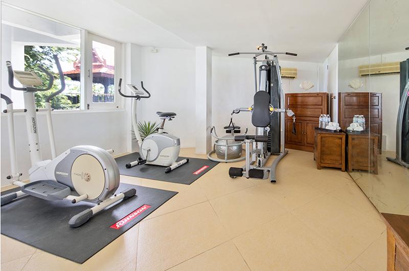 Villa Mullion Cove Gym Equipment | Bophut, Koh Samui
