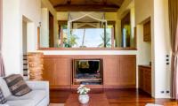 Villa Sila Varee Bedroom Area   Laem Set, Koh Samui