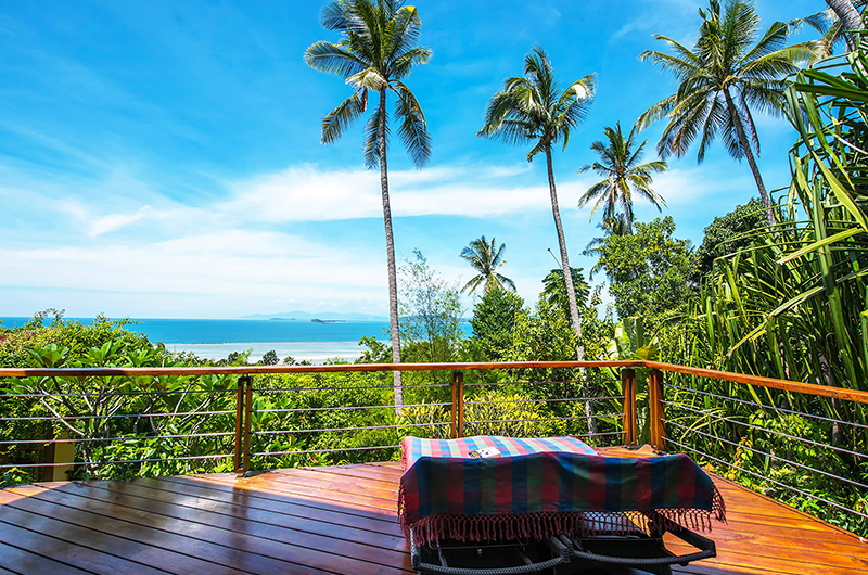 Villa Sila Varee Sun Deck   Laem Set, Koh Samui
