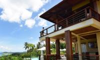 Villa Sila Varee Exterior   Laem Set, Koh Samui