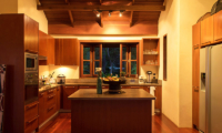 Villa Sila Varee Kitchen   Laem Set, Koh Samui