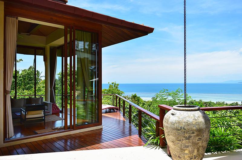 Villa Sila Varee Bedroom Pavilion   Laem Set, Koh Samui