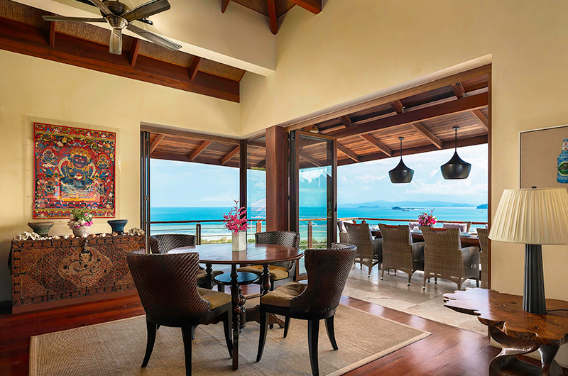 Villa Sila Varee Breakfast Area | Laem Set, Koh Samui