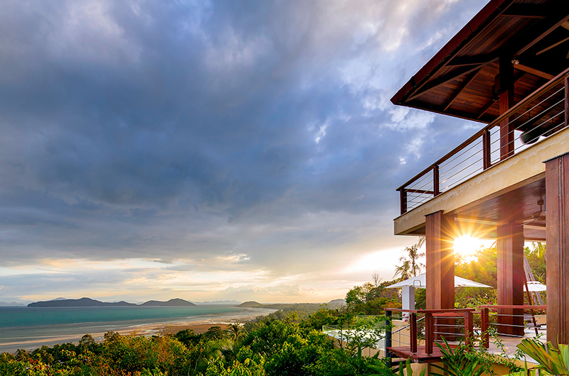 Villa Sila Varee Sunset Views | Laem Set, Koh Samui
