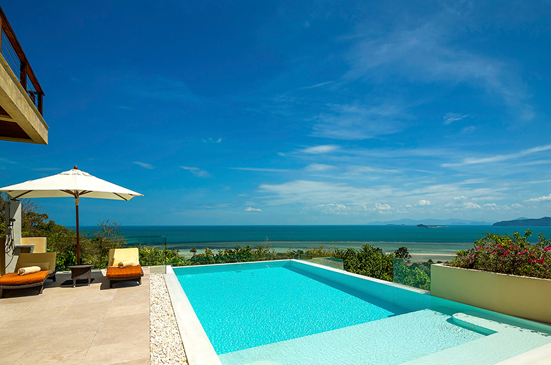 Villa Sila Varee Swimming Pool Area | Laem Set, Koh Samui