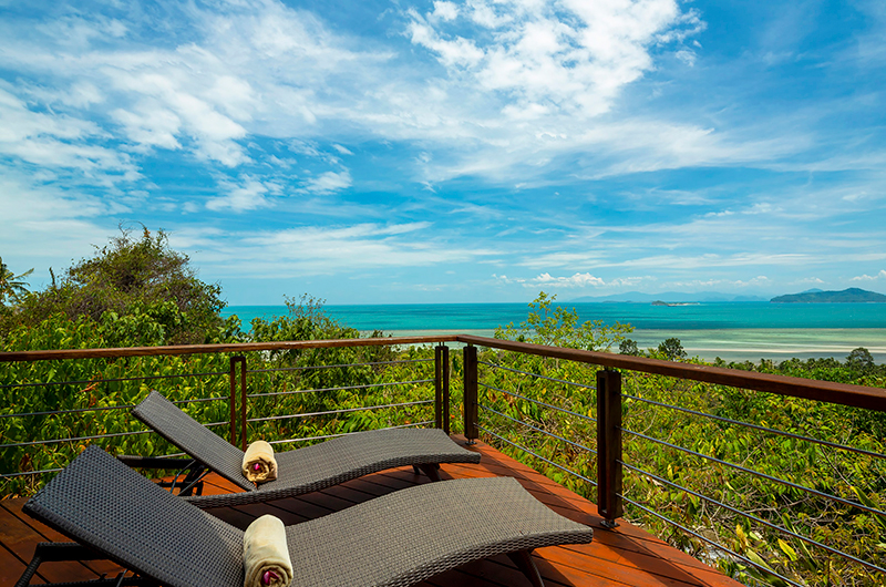 Villa Sila Varee Balcony with Sun Decks | Laem Set, Koh Samui