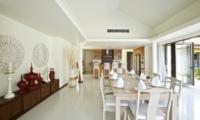 Baan Ban Buri Dining Room  Koh Samui, Thailand