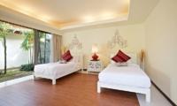 Baan Ban Buri Twin Bedroom  Koh Samui, Thailand