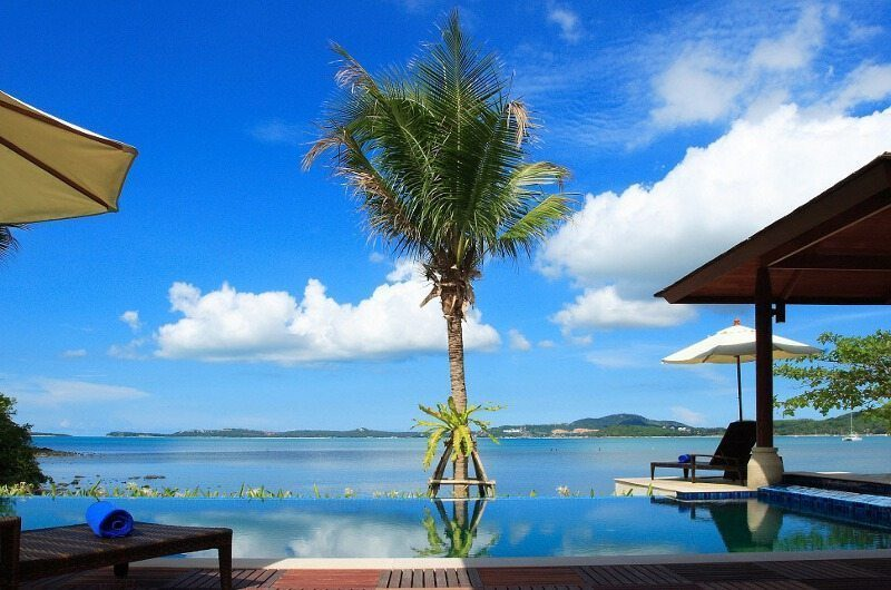 Baan Benjamart Infinity Pool|Koh Samui, Thailand