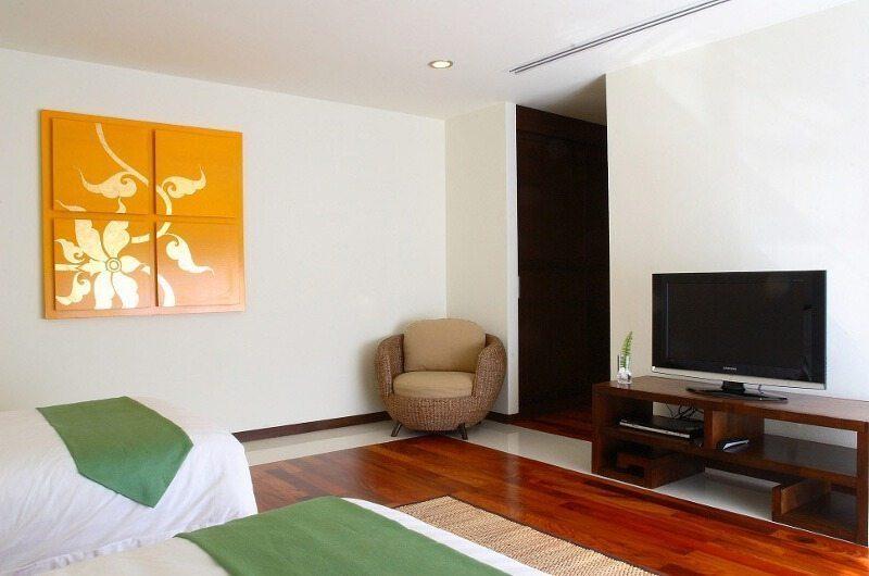 Baan Benjamart Twin Bedroom|Koh Samui, Thailand