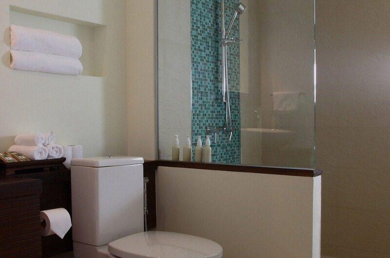 Baan Benjamart Bathroom|Koh Samui, Thailand