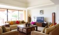 Baan Bua Sawan Living Area | Koh Samui, Thailand