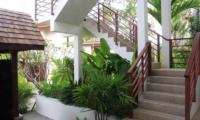 Baan Bua Sawan Staircase | Koh Samui, Thailand