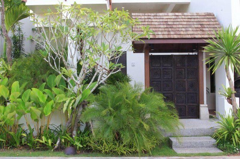Baan Bua Sawan Entrance | Koh Samui, Thailand