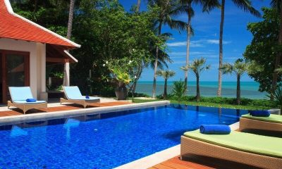 Baan Chao Lay Swimming Pool|Koh Samui, Thailand