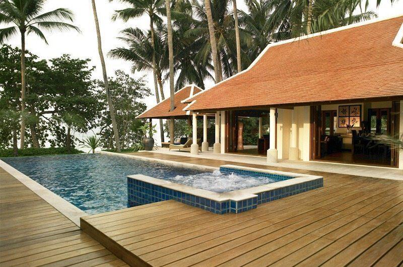 Baan Chao Lay Swimming Pool|Koh Samui, Thailand