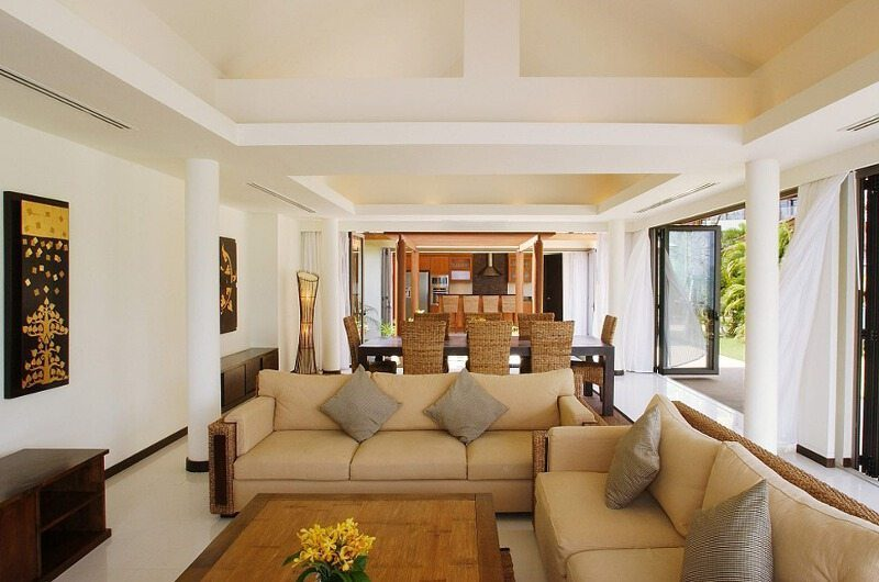 Baan Feung Fah Living Room|Koh Samui, Thailand