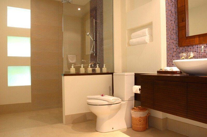 Baan Feung Fah Bathroom |Koh Samui, Thailand