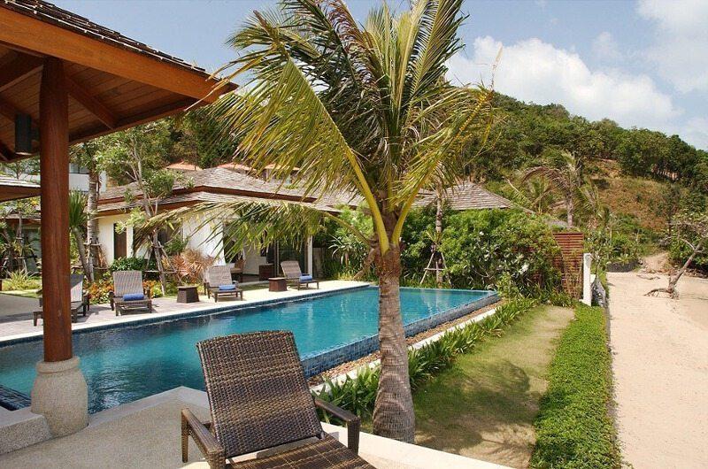 Baan Feung Fah Pool Side| Koh Samui, Thailand