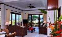 Baan Flora Living Room|Koh Samui, Thailand