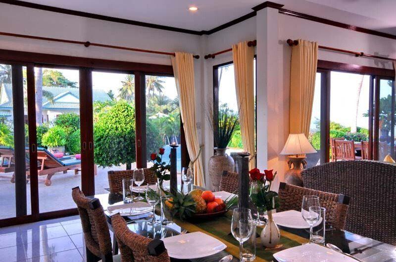 Baan Flora Dining Room | Koh Samui, Thailand