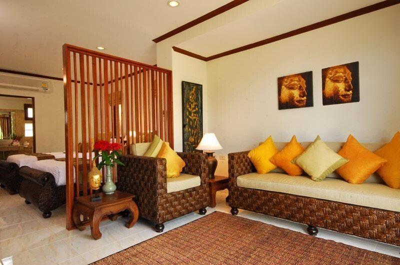 Baan Flora Seating | Koh Samui, Thailand