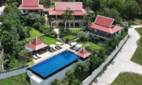 Baan Kinaree Bird's Eye View| Koh Samui, Thailand