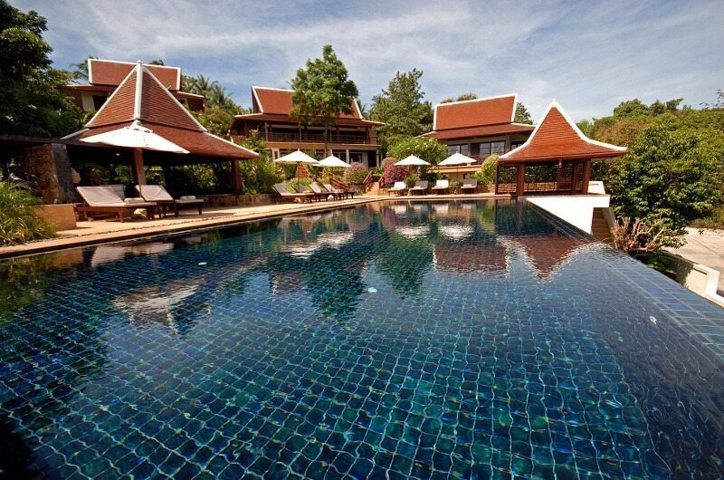 Baan Kinaree Swimming Pool| Koh Samui, Thailand