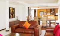 Baan Kularb Living Room| Koh Samui, Thailand