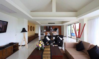 Baan Maliwan Living Room | Koh Samui, Thailand