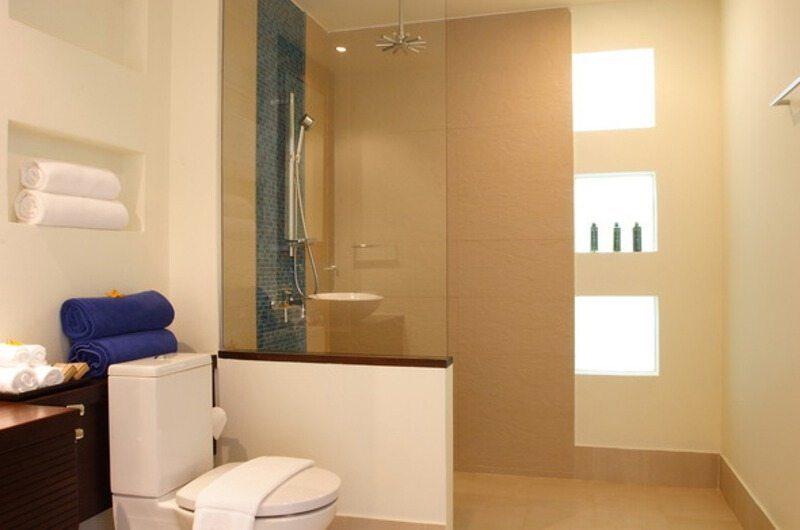 Baan Ratree Bathroom  Koh Samui, Thailand
