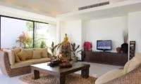 Baan Ratree Living Room  Koh Samui, Thailand