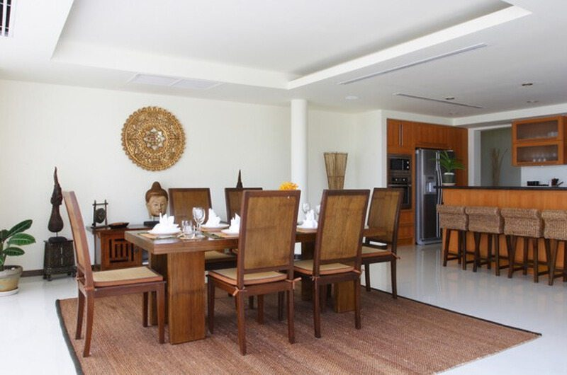 Baan Ratree Dining Room  Koh Samui, Thailand